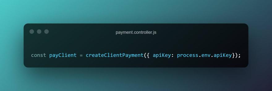 node.js environment variable dotenv process.env