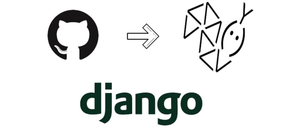 Cover image for Automatically deploying Django app to PythonAnywhere through GitHub.