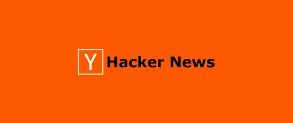 Cover image for Do you post on Hacker News?