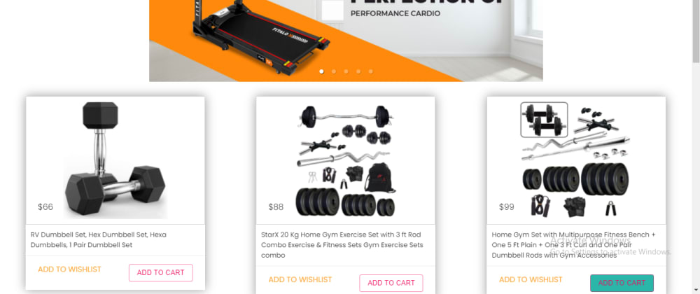 Cover image for Learn Materialize-CSS by building an eCommerce site.