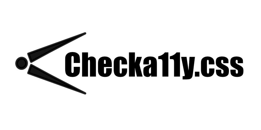 Checka11y.css logo