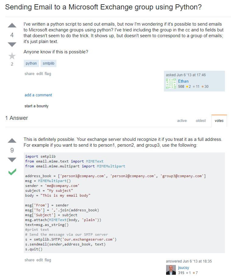 Отправляем E-mail с помощью Python — IT-МИР. ПОМОЩЬ В IT-МИРЕ 2021