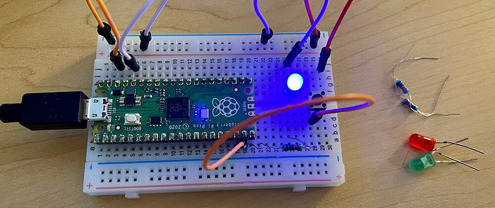 Cover image for Your First Steps with Raspberry Pi Pico and Visual Studio Code
