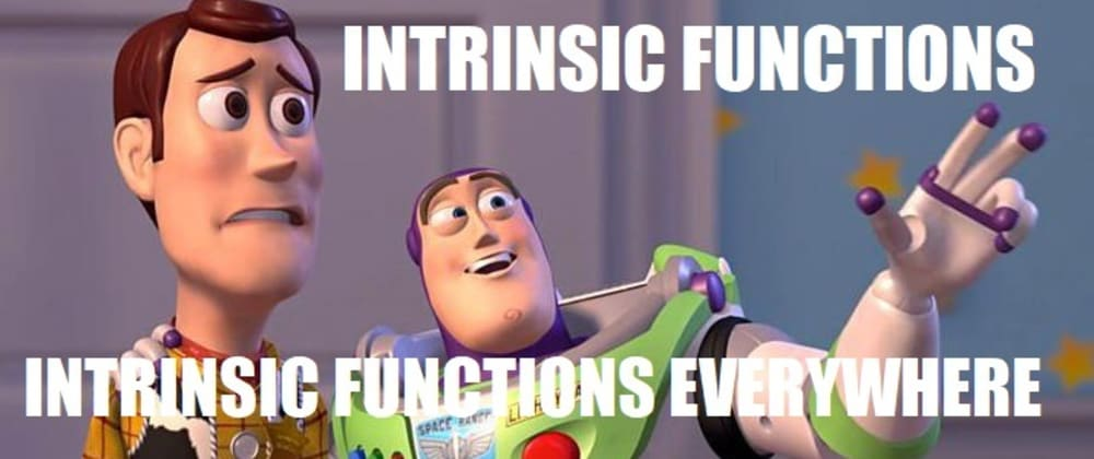 Cover image for Hands-on AWS CloudFormation - Part 3. Intrinsic functions in Action