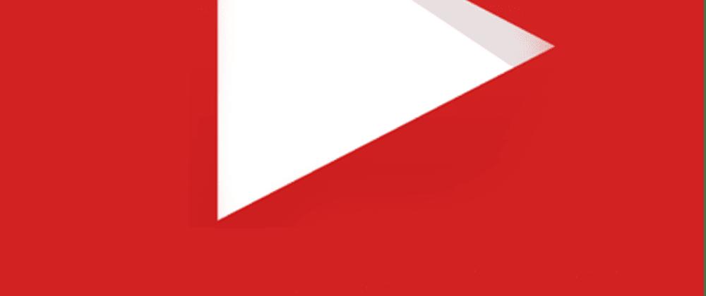 Cover image for 10 canales de Youtube para que tienes que suscribirte para ser desarrollador / diseñador web junior