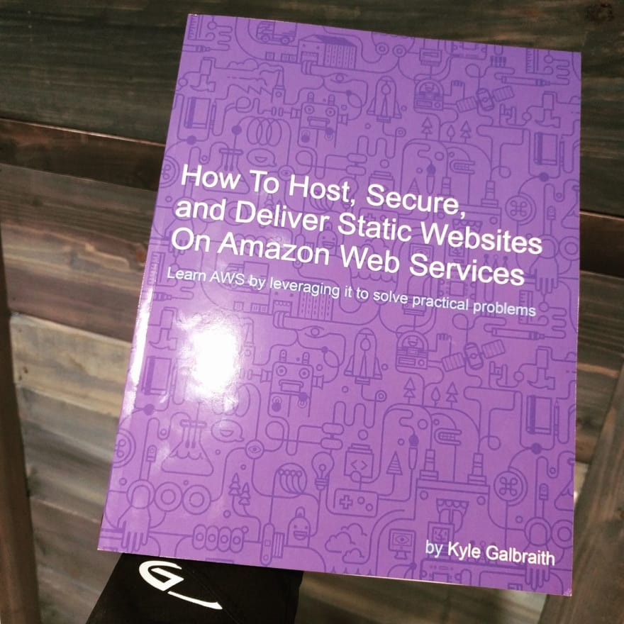 How to host, secure, and deliver static websites on Amazon Web Services