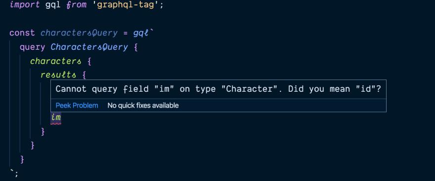 VSCode error