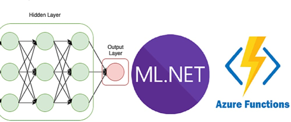 Cover image for End-to-End Serverless Deep Neural Network with Azure Functions and ML.Net