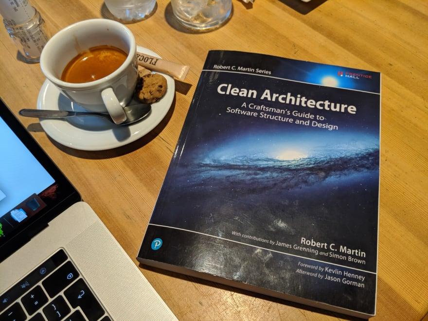 Clean Architecture book photo
