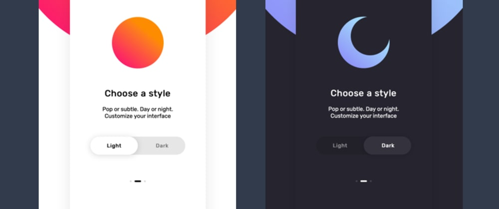 Cover image for Dark/Light Mode Toggle: a Usability Issue