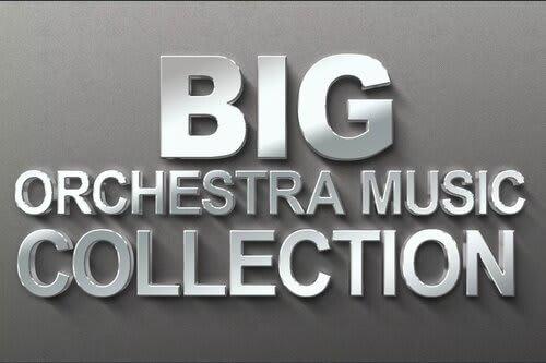 Big Music Bundle (Adventure, Epic, Orchestral)