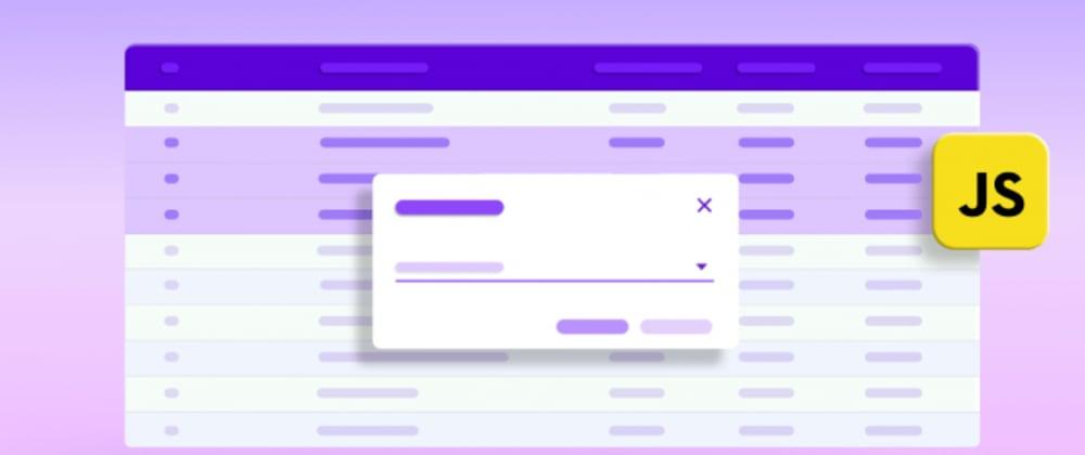 Cover image for How to Bulk Edit Columns in JavaScript DataGrid