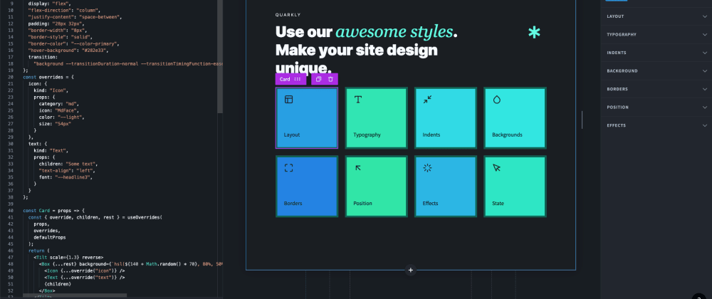 Cover image for Why We Gave Up on the Idea of Using Styled System to Create Components, and Invented a New Wheel