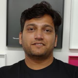 Abhishek Anand Amralkar profile picture