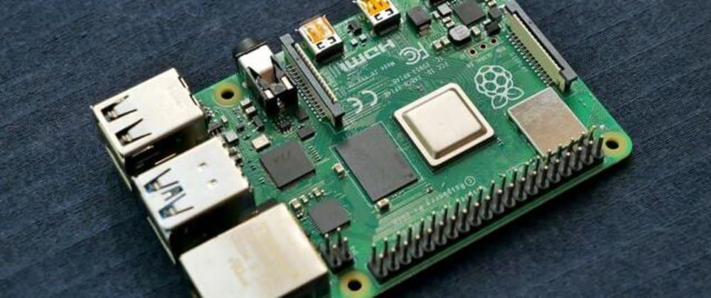 Cover image for Set Up Ubuntu on Raspberry Pi4 without Monitor