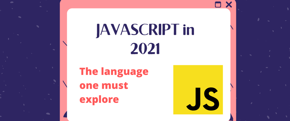 Cover Image for Javascript: The trend!