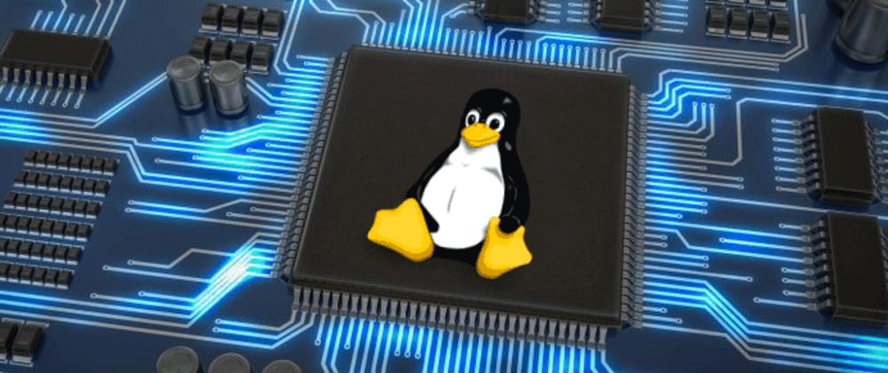 Cover image for Create embedded Linux image fromscratch with Docker