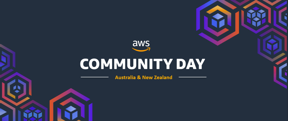 Cover image for AWS ANZ Community Week wrap up - Data Day