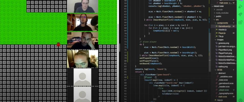 Cover image for Robot vs Zombies Live Stream E02