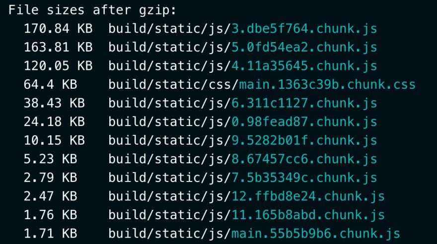 build-splitcoding
