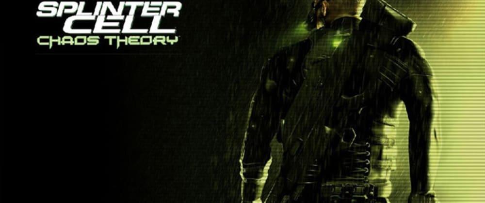 Cover image for Splinter Cell + Objetos