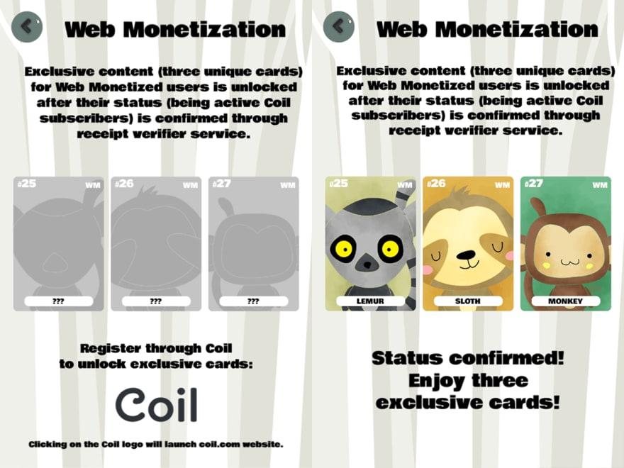 Enclave Games - Forest Cuties: Web Monetization