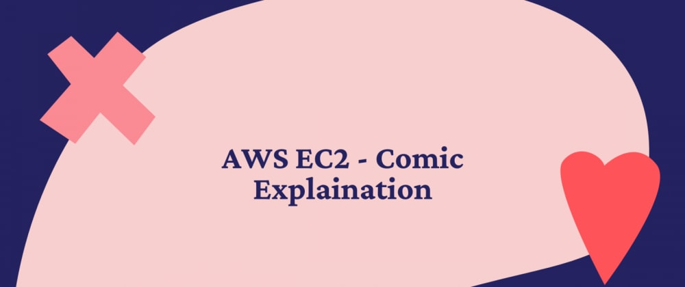 Cover image for AWS EC2 Explained in Comic Conversation Way