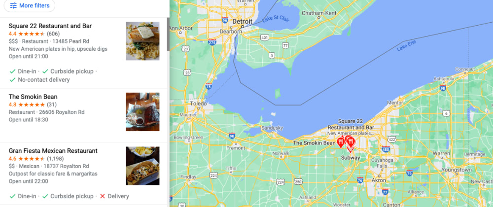 Cover image for How to scrape Google Maps in Python