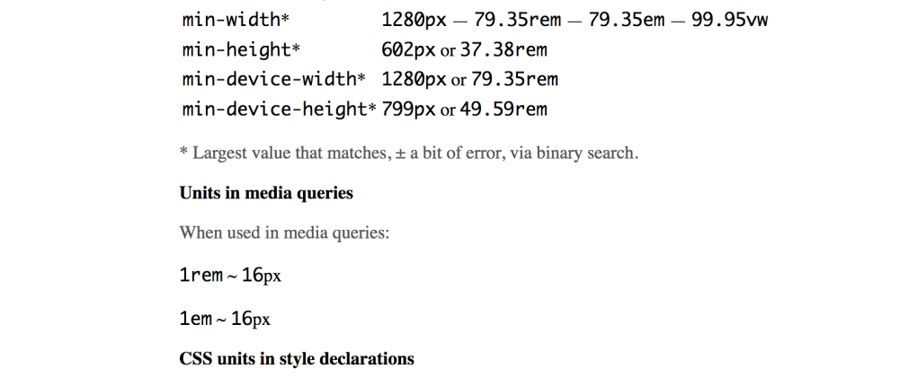 Cover image for Making sense of units in CSS Media Queries (in the year 2019)