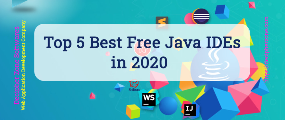 Cover image for Free Java Development IDE in 2020