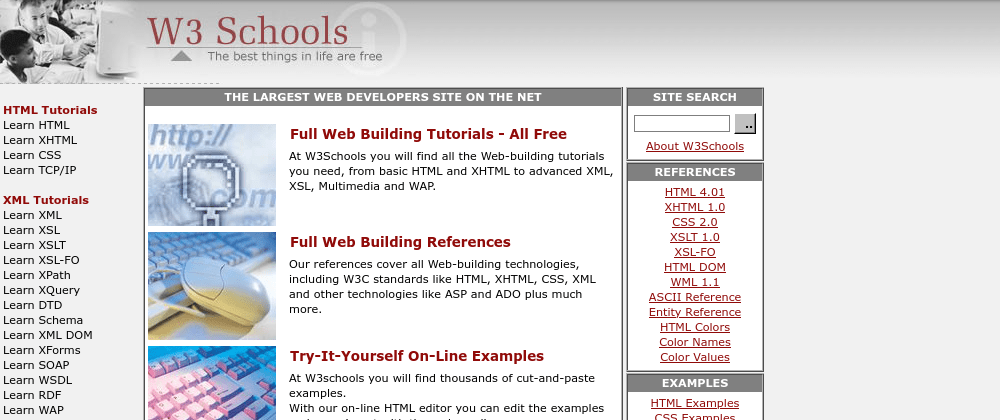 Cover image for W3Schools Then and Now: How Have JavaScript Tutorials Changed?