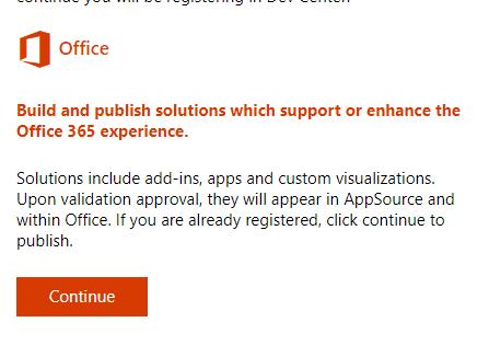 Opción de Office