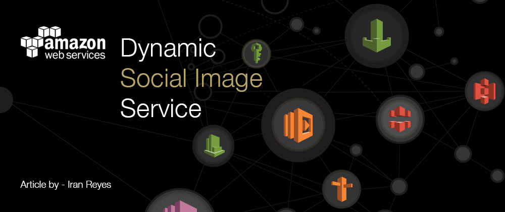 Cover image for Dynamic social image generation with CloudFront