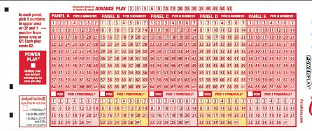 Cover image for Florida Lottery Powerball Winning Number Generator and Predictor