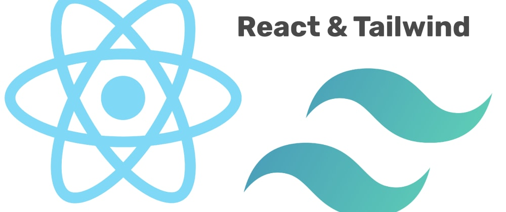 Cover image for Setup for React + Tailwind CSS