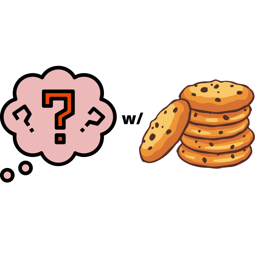 problem with cookies graphic