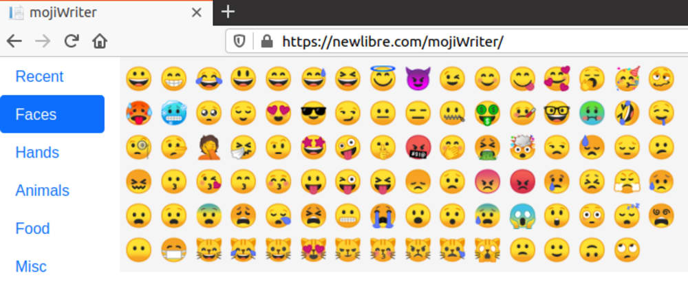 Cover image for MojiWriter : Easy Way To Use & Manage Emojis