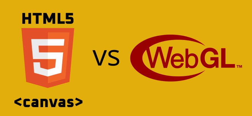 canvas vs webgl wallpaper
