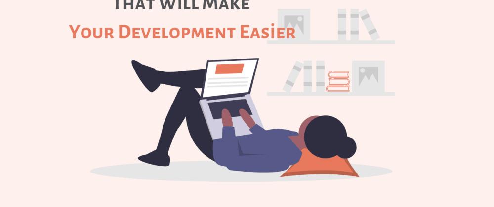 Cover image for 4 custom react hooks that will make your development easier