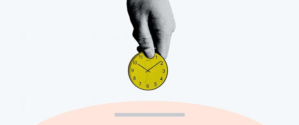 Cover image for 10 Ways Developers Can Invest Time Instead of Wasting it