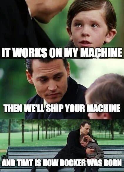 Docker Joke