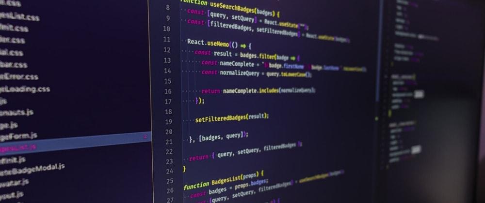 Cover Image for ECMAScript 2021 (ES12) new features