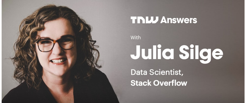Cover image for AMA with Julia Silge, Stack Overflow's Data Scientist