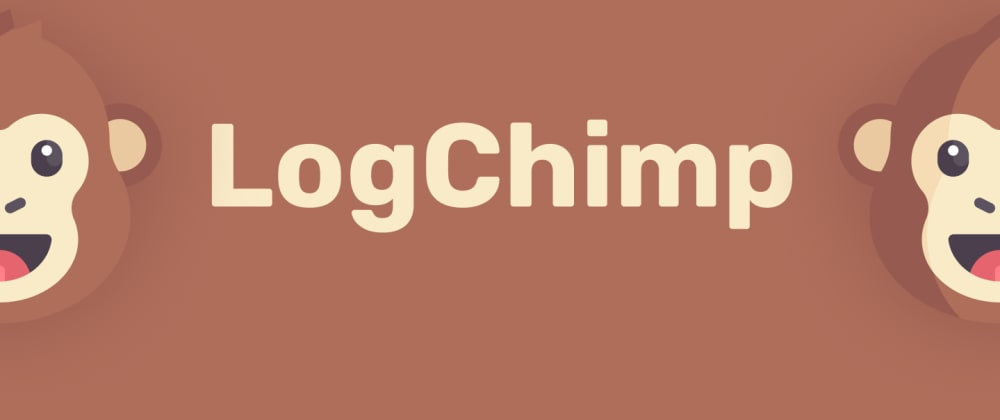 Cover image for Change the way you log with LogChimp 🐵