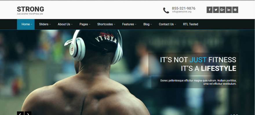 SKT Strong is a modern and comprehensive sports website in various fields.
