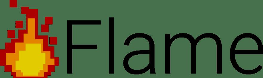 Logo da Flame engine