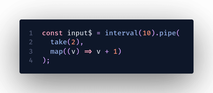 simple observable to test