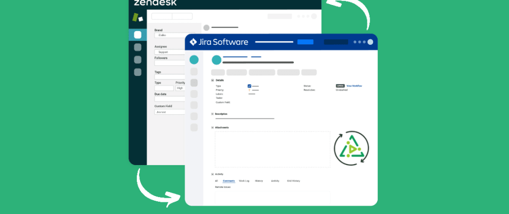 Cover image for Jira Zendesk Integration: Sync Jira Issues and Zendesk Tickets