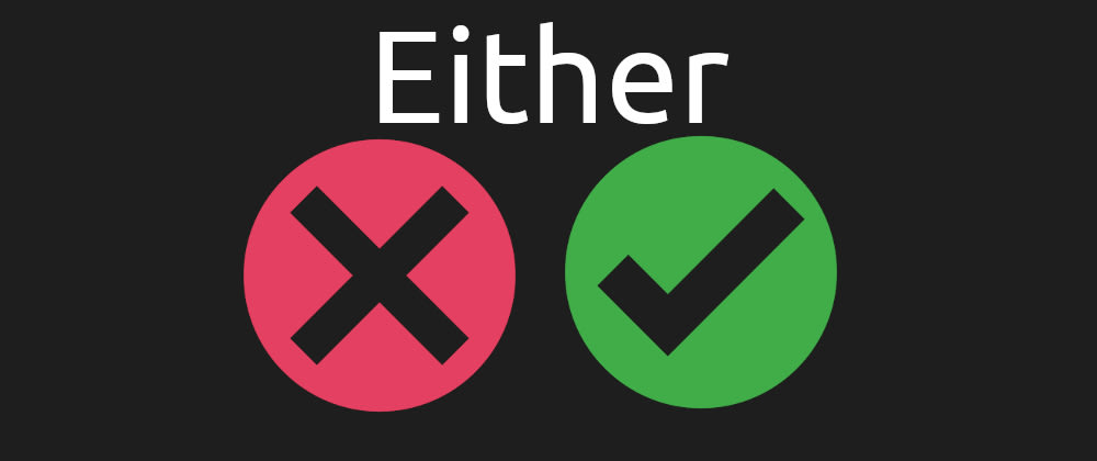 Cover image for More explicit domain error handling and fewer exceptions with Either and Error types [ASPF02O|E038]