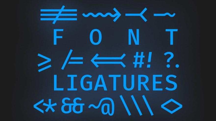 Font Ligatures